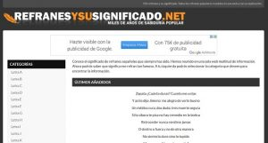 refranesysusignificado-net